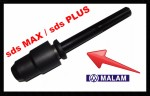 ADAPTER SDS max SDS plus DO BOSCH MAKITA UCHWYT
